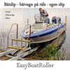 EasyBoatRoller båtslip