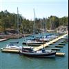 Harbour flytbrygga