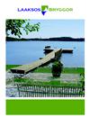 Laaksos Bryggor katalog 2011