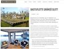 Bastuflotte på webbplats