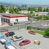 Demex Industri, lager- och fabriksområden