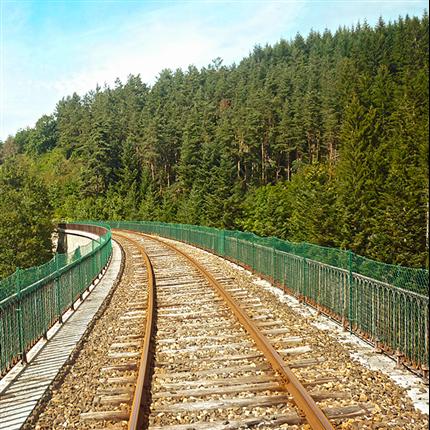 Demex Vägar och järnvägar områdesskydd