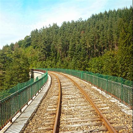 Demex Områdesskydd - vägar, järnvägar
