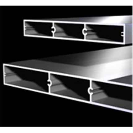 Sapa Solskydd 4550 Box 190 resp 300 mm