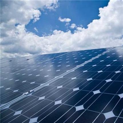 Glastak 5050 med Sapa Solar Solutions