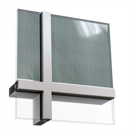Sapa Solar BIPV solcellsglas
