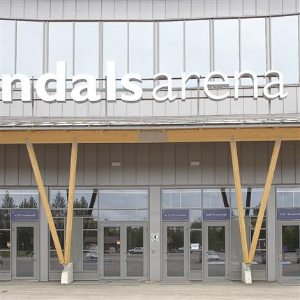 Sapa dörr 2060, Ejendals Arena, Leksand