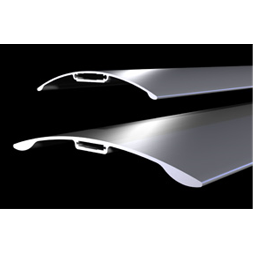 Sapa Solskydd 4550 Bow 190 resp 300 mm