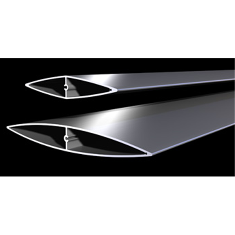 Sapa Solskydd 4550 Wing 190 resp 300 mm