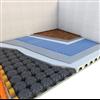 Cellbetong Modulo-system med sparkroppar