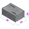 Cellbetong smartblock B.33.300