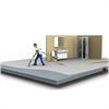 Med Cellbetong fyller man lätt ut golvbjälklag i både nya och gamla hus