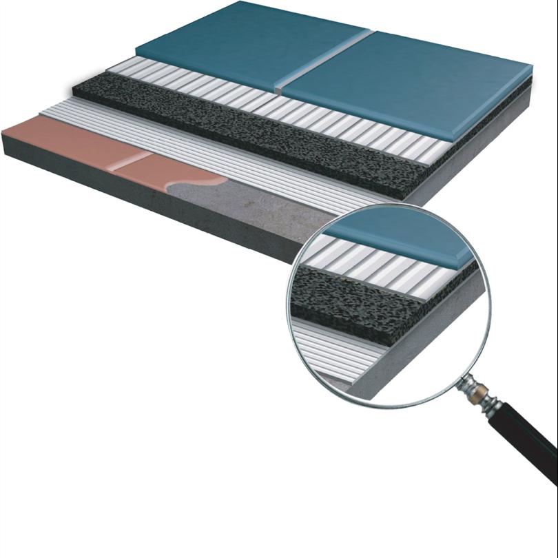 Cellbetong dBread stegljudsmattor