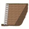 Blixbo Verti-Block armerat stödmurssystem