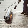 Läggning av tätskiktsmassa