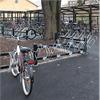 Cykelställ Bike + ramlås Rambo