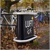 Weland Kompressor-/cykelpump Aero