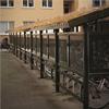 Weland cykelskydd Ymer med sedumtak