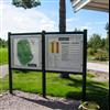 Weland Informationstavlor, låsbara