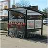 Weland Väderskydd, kundvagnsgarage