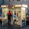 Weland Väderskydd för parkeringsautomater
