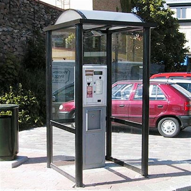 Weland Väderskydd för P-automat