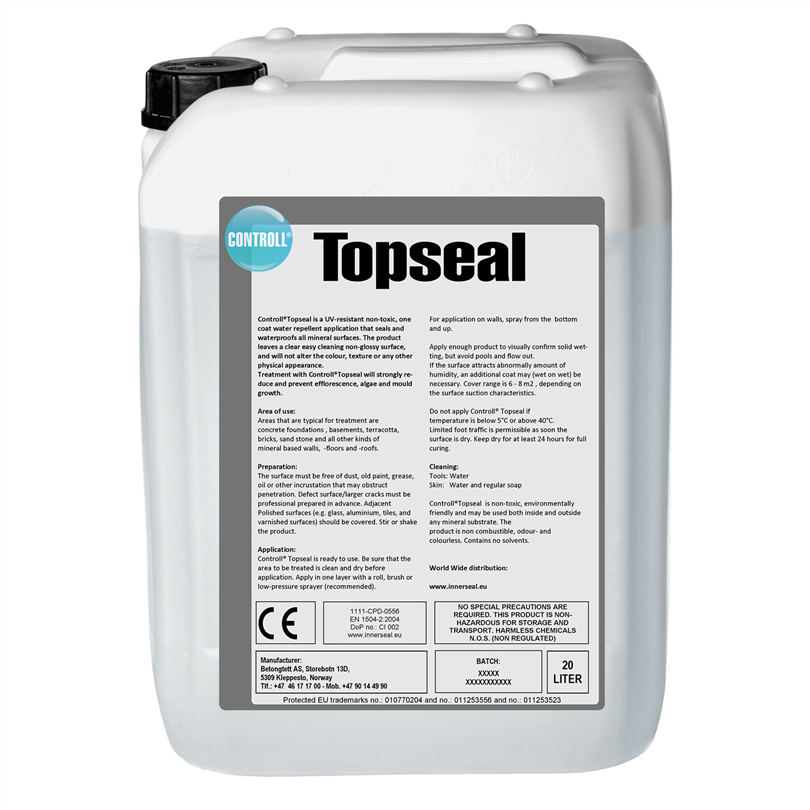Controll Topseal