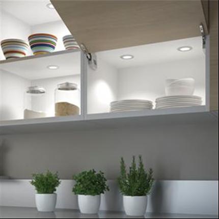 Infälld LED-spotlights
