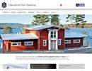 Leksandsdörren webbplats
