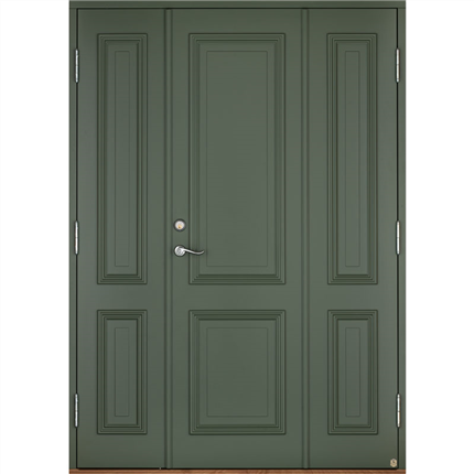 Leksandsdörren ytterdörrar