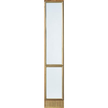 Leksandsdörren sidoljus mittpost