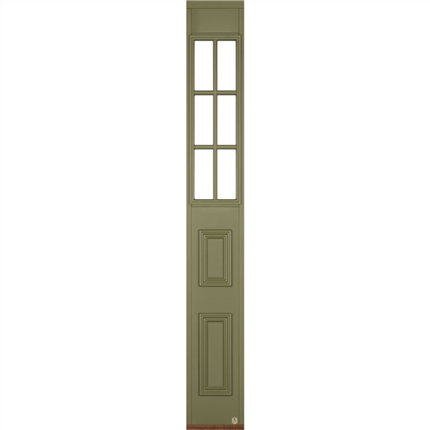 Leksandsdörren sidoljus Granberg