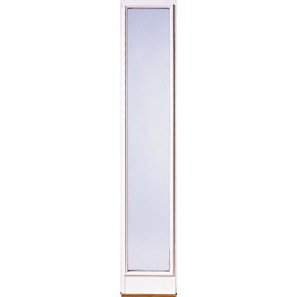 Leksandsdörren sidoljus helglas