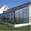 Classicum Växthusvägg Serralux