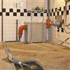 NeutraSteel oljeavskiljare i tvätthall