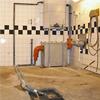 Neutrasteel oljeavskiljare, tvätthall