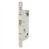 Eltryckeslås, elektronmekansikt styrt tryckesfunktionslås, splitfunktion, daglåsning, intern låsning