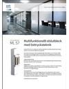 Safetron ML 57 elslutbleck