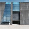 Beyron Door Industriport B18 svart