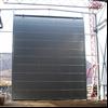Beyron Door Industriport B18 under installation