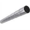 Soliduct Ventilationssystem, Spiralrör 100 - 3000