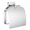 Smedbo ICE badrumsserie- Toalettpappershållare med lock