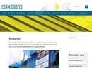Isakssons Byggplåt på webbplats