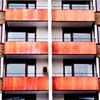 Ekonomistål Klassisk balkongplåt, koppar
