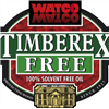 Timberex Free olja, logo