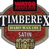 Timberex Hard Wax Oil hårdvaxolja, logo
