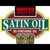 Timberex Satin Oil underhållsolja, logo