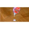 Timberex underhållsmousse 300 ml, applicering