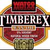 Timberex Wax-Oil, logo