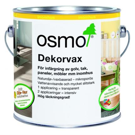 Osmo Dekorvax Intensiv